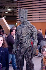Groot guardians galaxy JAPAN TOUCH 2018 LYON EUREXPO (Manastas972) Tags: avengers marvel cosplay galaxy guardians fantasy comics stanlee groot starlord star stunning studio nikon d2hs 50mm18 50mm bokeh nikkor lighting light portrait pose lyon eurexpo japantouch japanese japan manga makeup strobist strobe canon1dx canon backdrop background night nice beautiful beauty cute heroe heroes cartoon celebrity earth thanos world wonderful wonder