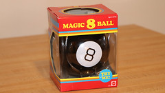 Magic 8 Ball (blazer8696) Tags: 2018 8 8ball brookfield ct connecticut ecw mattel obtusehill t2018 usa unitedstates ball magic img2806 diagnostic tool icosahedron toy