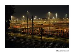 Rangierbahnhof Oberhausen (mikael.heinrichson) Tags: mikaelheinrichson ruhrgebiet oberhausen olympus omdm10ii lumixg25mm17 microfourthirds flickrunitedaward flickrtravelaward