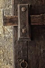 Wood (Ghada Elchazly) Tags: wood flickr ngc door oldish insidemosques egypt cairo moezstreet