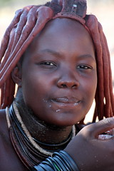 Himba Woman (Alan1954) Tags: himba holiday 2018 portrait namibia woman africa