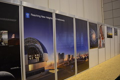 The composite image showing all ESO telescopes in Chile