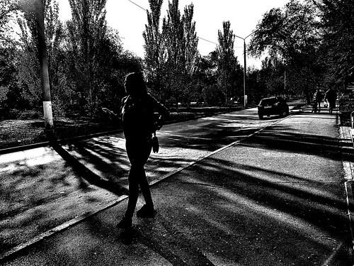 sun and shadow ©  Sergei F