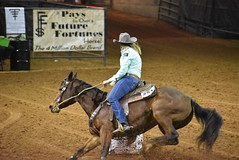 World Championship Barrel Racing Futurity (Andrew Penney Photography) Tags: horses horse barrels barrelracing cowgirl cowboys rider racing okc brf oklahomastatefairgrounds jimnorickarena