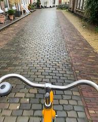 Eens even wat anders. #fietsen
