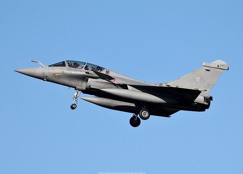 French Air Force Dassault Rafale B