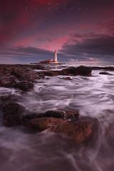 Keeps on Giving (Stu Patterson) Tags: stu patterson whitley bay st marys lighthouse sunrise seascape