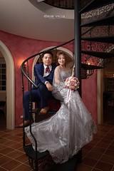 _MGL1772-50logo (Cherie Amour Photography) Tags: angel beauty goddess bride bridal wedding portrait art fineart love gown