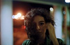 Now there's only memories. (Gabriel Plcs) Tags: filmphotography filmportrait buyfilmnotmegapixels 35mmfilm expiredfilm analogico analogica analog analogportrait analogphotography analogo analogue 35mm nikonf100 nikonseriee nikon kodak100 kodak proimage100 50mm18 50mm nightshoot nightphotography night portrait girlportrait femme girl women aesthetic young dof bokeh vuescan flatbed scanner