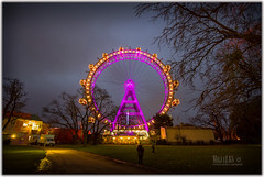 Wiener Prater (Miguel Cádiz) Tags: leopoldstadt noria parquedeatracciones amusementpark themepark viena austria vienna vienne wien bécs rakousko lautriche österreich 오스트리아 австрия ausztria