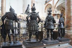 Hofkirche mit Silberner Kapelle, Innsbruck (kate223332) Tags: innsbruck history museum sculpture austria