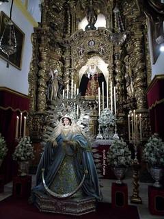 Nuestra Señora de la O Gloriosa. Hermandad de la O.