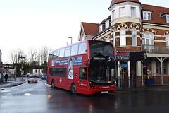Stagecoach London 12379 (YX16OGT) on Route 51 (hassaanhc) Tags: stagecoach stagecoachlondon stagecoachgroup alexander dennis adl enviro enviro400 e400 e400mmc enviro400mmc e400hybrid enviro400hybrid e400h