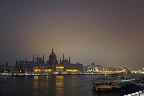 Budapest Dystopia