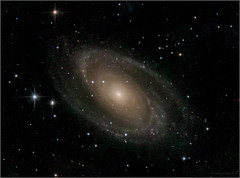 M81 Bode's Nebula in RGB (mikeyp2000) Tags: stars galaxy bode bodesnebula space m81 astrophotography