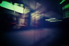 Take the last train to... (Loran de Cevinne) Tags: lorandecevinne métro undergroung pentax paris train people personnage personne france iledefrance blur flou flouartistique