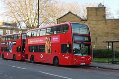 Abellio London 9507 (SN59AVU) on Route 414 (hassaanhc) Tags: abellio abelliogroup abelliolondon alexander dennis adl enviro enviro400 e400