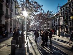 Ramblas de Barcelona (efe Marimon) Tags: canonpowershots120 felixmarimon barcelona ramblas ramblasdebarcelona