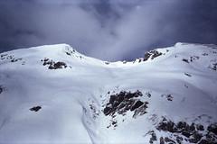 one year ago in the snow (sogesehen.) Tags: olympusmiju film fujipro400 iso400 winter landscape snow montains davos kantongraubünden schweiz switzerland