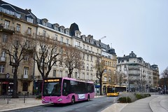 Metz - Mercedes-Benz Citaro C2 - 25/11/18 (Jérémy P.) Tags: metz moselle lorraine grandest mercedesbenz mercedes citaro c2 bus transports