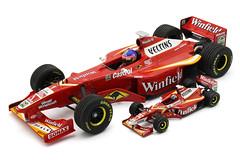 Minichamps 1:18 & 1:43 Williams FW20 - Jacques Villeneuve & Heinz-Harald Frentzen 1998 (StrikeEagle492) Tags: