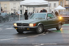 Mercedes coupé (CHRISTOPHE CHAMPAGNE) Tags: 2018 france epernay marne champagne habits lumiere mercedes coupe
