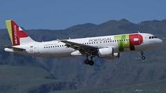 CS-TQD-1 A320 LPA 201812