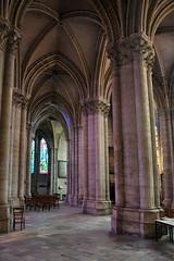 Abadia de Saint-Pierre de Lagny (Monestirs Puntcat) Tags: saint pierre lagny abadia abbaye monestir sena seine marne illa de france ile