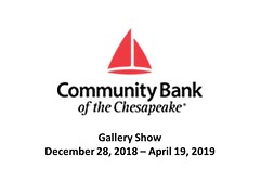 """Community Bank of the Chesapeake December 2018 to April 2019 • <a style=""""font-size:0.8em;"""" href=""""https://www.flickr.com/photos/124378531@N04/31707755817/"""" target=""""_blank"""">View on Flickr</a>"""
