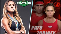 ¿Terrible accidente de Zudikey en Exatlón revela su romance con Pato Araujo? (HUNI GAMING) Tags: ¿terrible accidente de zudikey en exatlón revela su romance con pato araujo