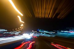 To Highway 427 (snedex) Tags: highway road thebentway gardinerexpressway expressway gardiner toronto canada ontario bus transit abstract longexposure gotransit