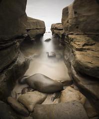 San Diego : La Jolla (William Dunigan) Tags: san diego la jolla hospitals reef long exposure souther california