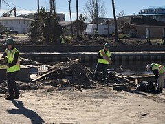 IMG_0214 (National Service Photos) Tags: americorpsnccc mexicobeachflorida hurricanemichael serve service mlk day 2019 mlkday2019 disasterservices