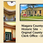 Lockport New York - NIagara County Clerk Office  - Historic Building - 1856 thumbnail