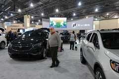 #Philadelphia #AutoShow Feb 2019.  Is that my #Buick over there?   #cars #auto #automobiles (buzmurdockgeotag) Tags: buick philadelphia autoshow cars auto automobiles