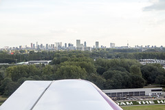 Rotterdam...The place to be (Dimormar!) Tags: rotterdam driehoeksvlucht airport landing