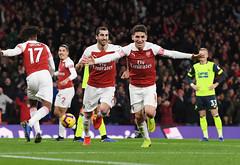 Arsenal FC v Huddersfield Town - Premier League (Stuart MacFarlane) Tags: sport soccer clubsoccer london england unitedkingdom gbr