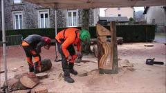 Vidéo Sculpture sur bois