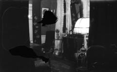 Kabinettrommet med kommode og taffelur (1923)