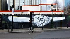Arnaud Kool / Bruxelles - 22 dec 2018 (Ferdinand 'Ferre' Feys) Tags: bxl brussels bruxelles brussel belgium belgique belgië streetart artdelarue graffitiart graffiti graff urbanart urbanarte arteurbano ferdinandfeys arnaudkool bestof2018be