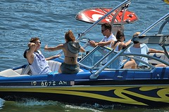 Party Boating (Scott 97006) Tags: boat people cruise ride fun recreation party summer
