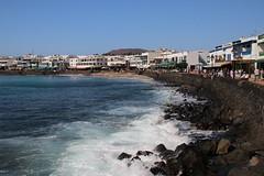 LANZAROTE 2017 (GIBBES60) Tags: spanien lanzarote playa blanca sonne meer urlaub strand hafen wellen thunfisch schiffe fähre wasser künstler liebesschloss promenade