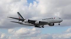 Airbus A380-800 (F-HPJJ) Air France (Mountvic Holsteins) Tags: airbus a380800 fhpjj air france mia miami international airport florida