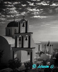 Upon the hill   #greece #santorini #bnw #blackandwhite #monochrome  #church #sunrise #canon #canon5dmark3 #clouds #island (www.maximg-photography.com) Tags: sunrise greece blackandwhite island church monochrome bnw canon5dmark3 clouds santorini canon