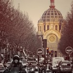 Morning Parisian traffic … thumbnail