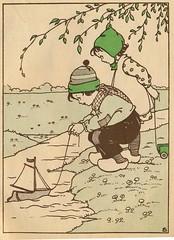 sijtje  Aafjes  Nieuwe oogst voor de kleintjes 1925, ill pg 11 (janwillemsen) Tags: sijtjaafjes bookillustration 1925 schoolbook childrensbook