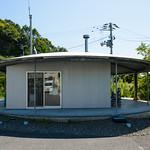 The facade of HOME-FOR-ALL IN MIYATOJIMA, HIGASHIMATSUSHIMA (東松島市宮戸島のみんなの家)