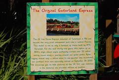 Gatorland (matlacha) Tags: gatorland alligators park birds animals trails boardwalk tourists vacation train water signs roadtrip