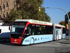 TMB 3900 (pretsend (jpretel)) Tags: tmb barcelona bus biarticulado vanhool exquicity h12