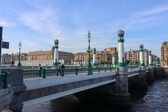Setembre_0074 (Joanbrebo) Tags: puentedelkursaal puente pont bridge donosti sansebastián guipúzcoa españa canoneos80d eosd efs1018mmf4556isstm autofocus
